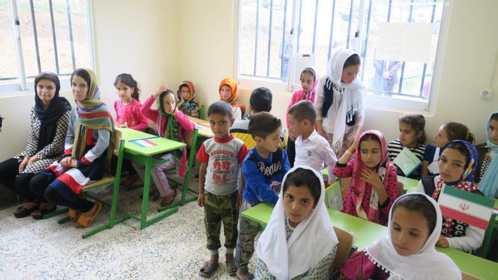 پویش مدرسه سازی+ ایران من