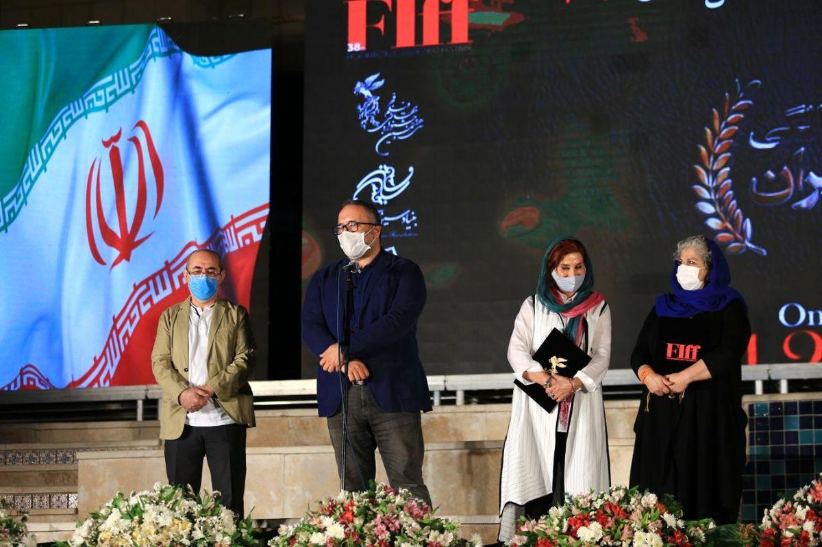اولین مراسم تجلیل از افتخارآفرینان سینمای ایران در عرصه بینالملل برگزار شد