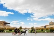 کیفیت هوای اصفهان سالم شد