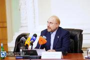 رئیس مجلس شورای اسلامی عید نوروز را به کشورهای حوزه تمدن نوروز تبریک گفت