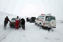 4430 نفر از هموطنان از برف نجات پیدا کردند/10 نفر به مراکز درمانی منتقل شدند