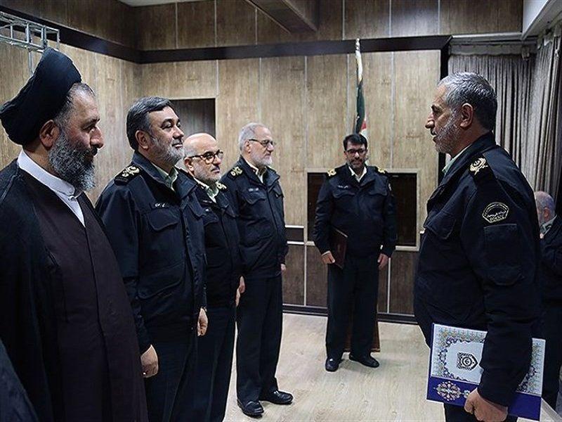 فرمانده انتظامی استان فارس به عنوان «مدیر برتر ناجا» انتخاب شد
