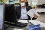 اداره ارتباطات مردمی شهرداری اصفهان جبهه اول نبرد خدمت و جلب رضایت شهروندان است