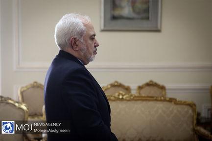 دیدار های ظریف - ۱۳ مرداد ۱۳۹۸