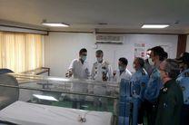 بخش های جدید بیمارستان بعثت نیروی هوایی ارتش افتتاح شد