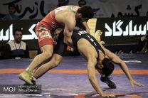 درخشش آزادکاران ایرانی در 5 وزن دوم کشتی آزاد قهرمانی آسیا/4 آزادکار راهی دیدار فینال شدند
