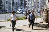 برکناری ۱۰ مامور پلیس تاجیکستان به دلیل اضافه وزن