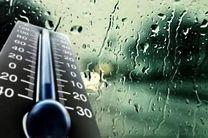 رشد 130 درصدی بارندگیهای کرمانشاه در مقایسه با بلندمدت