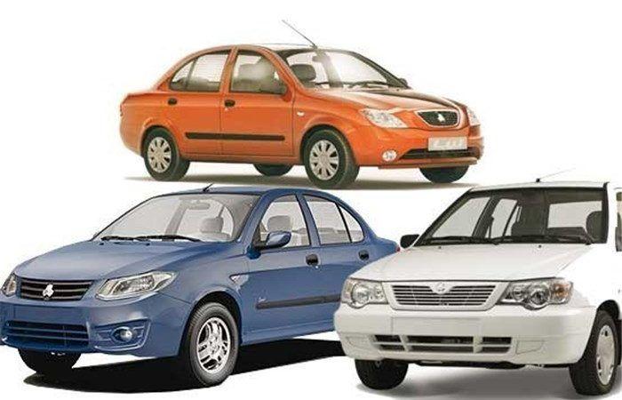 قیمت خودروهای داخلی 3 آذر 97 اعلام شد