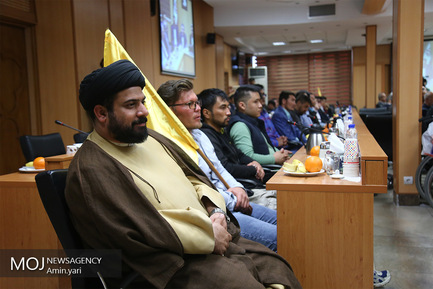 نشست شهردار تهران با جانبازان دفاع مقدس و مدافع حرم