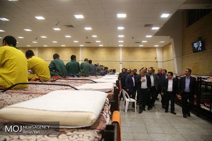 بازدید اعضای شورای شهر تهران از سامانسرای اسلامشهر و گرمخانه های خاوران و خاورشهر