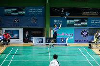 بازیکنان راه یافته به مرحله یک چهارم نهایی مردان مشخص شدند