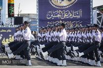 مراسم رژه نیروهای مسلح در جوار حرم مطهر امام خمینی (ره) آغاز شد