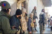 جنگ داخلی داعش در صلاح الدین عراق