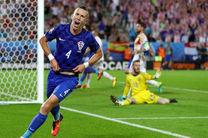 کرواسی بازی باخته مقابل اسپانیا را برد
