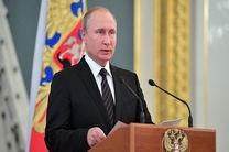 غیبت پوتین در بازی پایانی تیم ملى روسیه