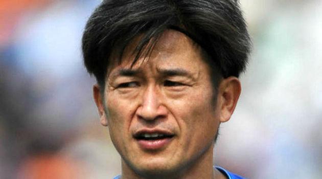 ستاره فوتبال ژاپن در ۵۰ سالگی هم خیال بازنشستگی ندارد