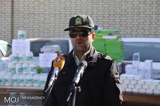 بیش از هفت تن موادمخدر در مرداد ۹۵ در هرمزگان کشف شده است