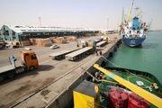 اعتراضات عراق موجب توقف فعالیت های بندر ام القصر شد