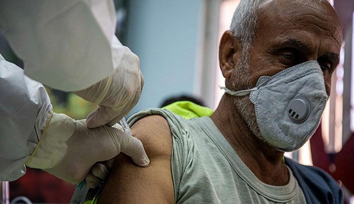 مردم بدون هیچگونه نگرانی واکسیناسیون کرونا را انجام دهند