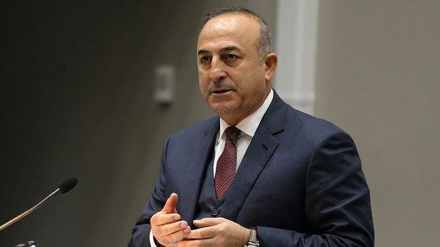 ابراز خوش بینی وزیر خارجه ترکیه به از سرگیری روابط با رژیم صهیونیستی