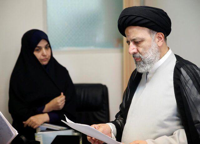 آیت الله رئیسی از مرکز ارتباطات مردمی قوه قضائیه بازدید کرد