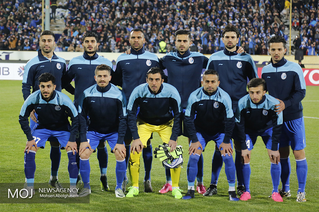 ترکیب استقلال مقابل لوکوموتیو ازبکستان اعلام شد