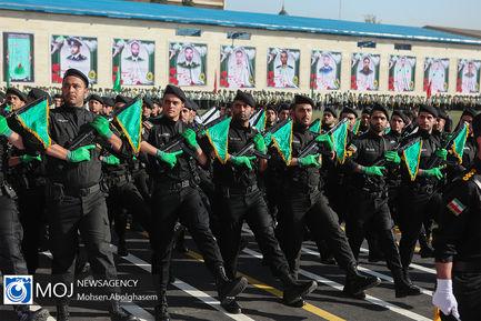 صبحگاه مشترک فرماندهی نیروی انتظامی تهران بزرگ