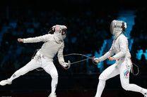 چهار نماینده ایران به جدول ٦٤ نفره جام جهانی شمشیربازی صعود کردند