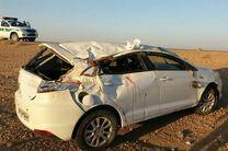 حادثهی رانندگی در محور میناب - بندرعباس قربانی گرفت