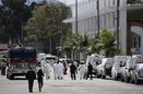 حمله انتحاری به آکادمی پلیس کلمبیا