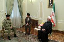 ایران خط لوله صلح را تا مرز پاکستان رسانده است