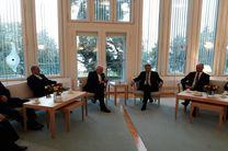 ظریف با رییس جمهور فنلاند دیدار کرد