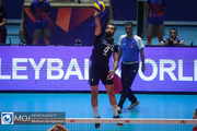 گزارش بازی والیبال ایران و برزیل/ ایران 2   برزیل 3