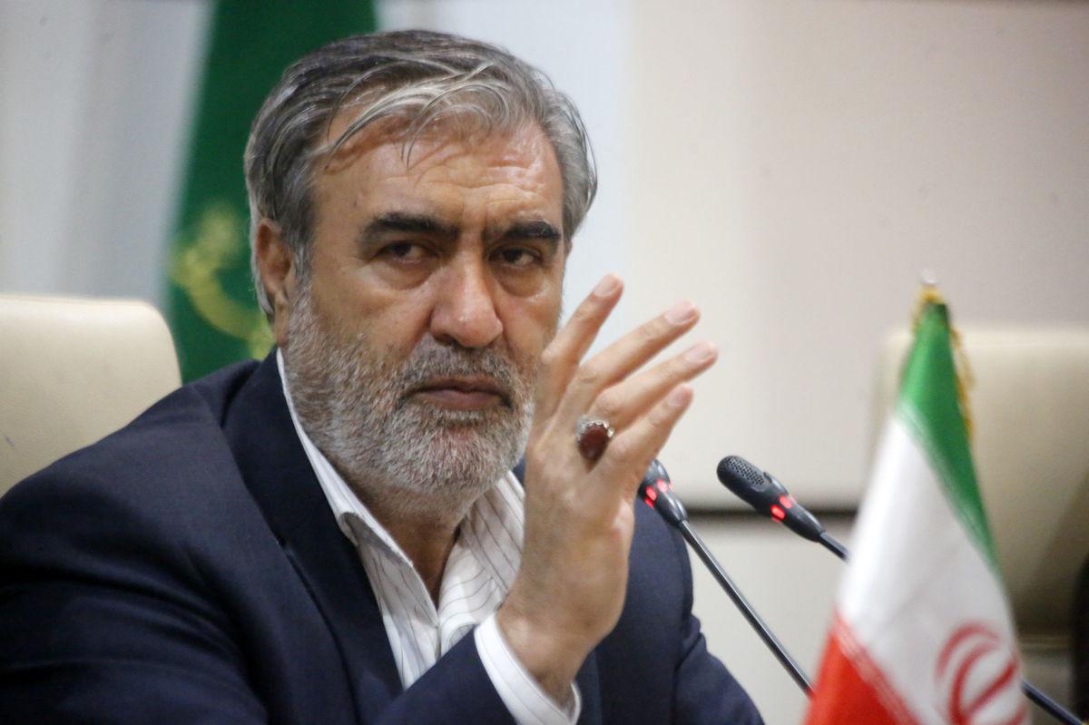 مسائل افغانستان باید بین الافغانی حل شود