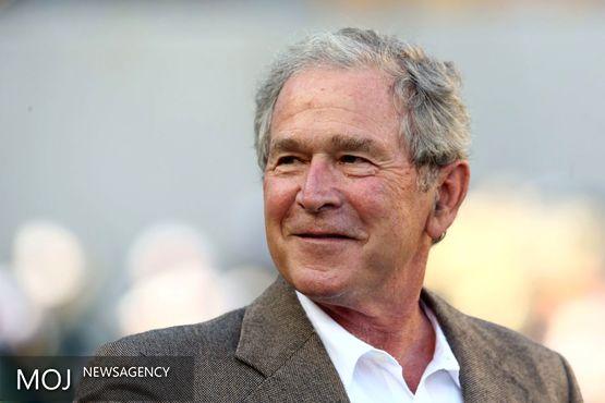 بازگشت جرج بوش به صحنه سیاست
