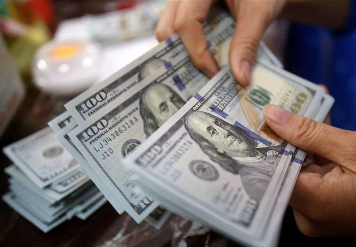 نرخ دلار ۲۵ هزار و ۵۵۰ تومان اعلام شد