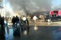حمله خمپارهای تروریستها به دمشق ۸ کشته برجای گذاشت