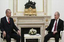 روسای جمهور روسیه و ترکیه در مسکو دیدار کردند