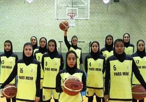 صعود دختران بسکتبالیست هرمزگانی به سوپر لیگ