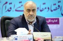 هوشنگ بازوند استاندار کرمانشاه شد