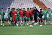 ساعت بازی ایران و ترکمنستان مشخص شد