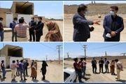 عدم سرویس دهی مخابرات استان یزد و معابر بدون آسفالت مشکلات ساکنان شهرک فسفات بافق