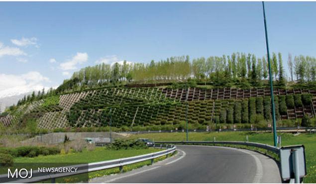 افزایش ۵ هزار متری فضای سبز با احداثرمپ و لوپ یادگار امام(ره)