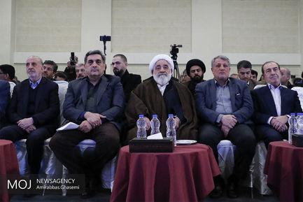 افتتاح و بهره برداری از چندین پروژه شهری با حضور شهردار تهران