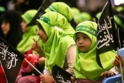 برگزاری همایش سه ساله های حسینی در گلزار شهدای بندرعباس