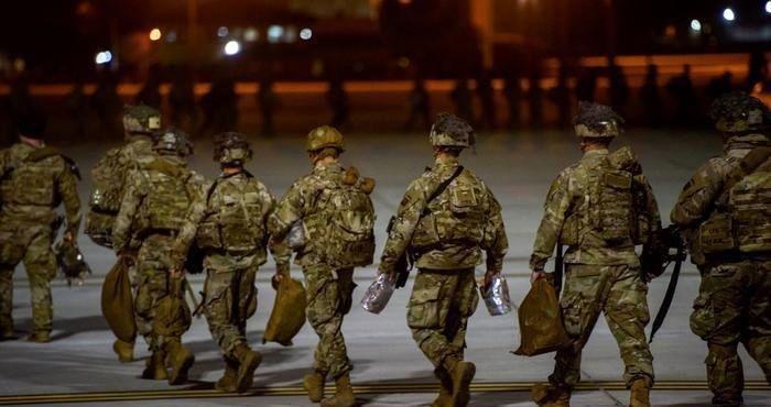 مرکز فرماندهی ائتلاف آمریکا از عراق به کویت منتقل شد