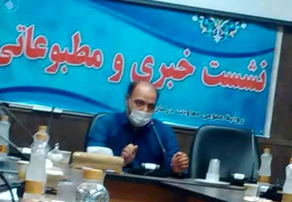 ابتلاء 1000 نفر از کادر درمان به ویروس کرونا دراستان اصفهان