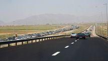 آخرین وضعیت جوی و ترافیکی جاده ها در 23 مهرماه