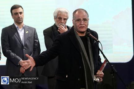 اختتامیه سی و هشتمین جشنواره فیلم فجر- رسول صدرعاملی